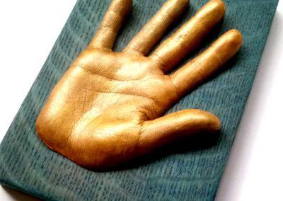 the golden hand